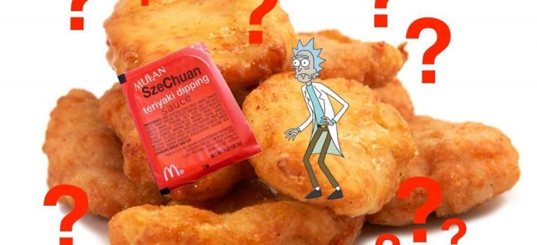 麥當勞的一款四川辣醬把全美國人民都弄瘋了…..迫於壓力,麥當勞宣佈了這件事!