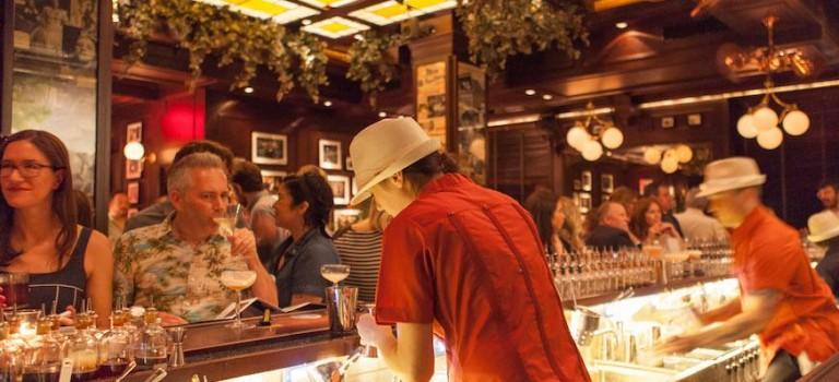 全世界最佳酒吧 Top 50名單出爐,13家花落美國!第一名竟然在….