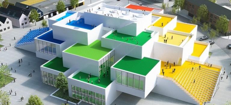 等了 7 年,丹麥樂高屋終於開放了!你還可以和2500萬塊積木一起睡~~