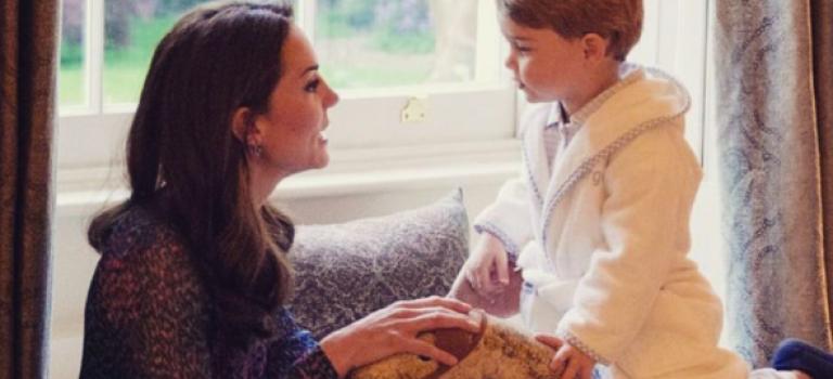 世界最萌小王子George進入人生第一個叛逆期!威廉王子:最近有夠愛XXX