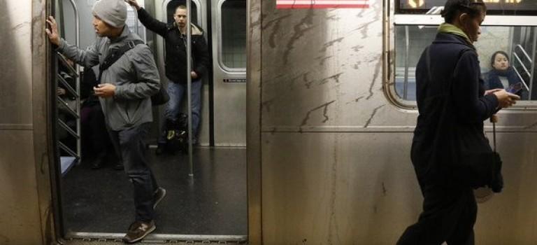 紐約地鐵乘坐人次歷年來首降,MTA:與地鐵服務質量無關!