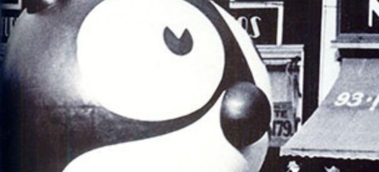 潮報老照片 | 近百年的梅西百貨遊行,這些造型的大氣球都出現啦~~