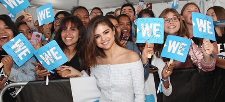 痛心!Selena Gomez 16歲粉絲因出櫃被親爹活活打死