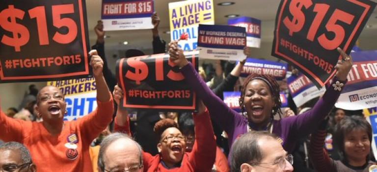 好消息!下週起紐約市全面漲薪!你的工資拖後腿了嗎?