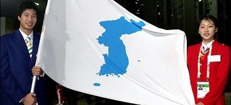 邁向和平重要一步!韓朝代表團冬奧會開幕式將打朝鮮半島旗共同入場