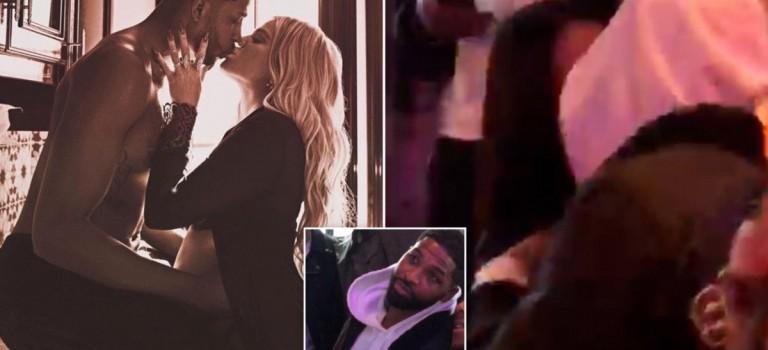 卡戴珊家族的魔咒?Khloe Kardashian即將臨盆,男友出軌被抓個正著!