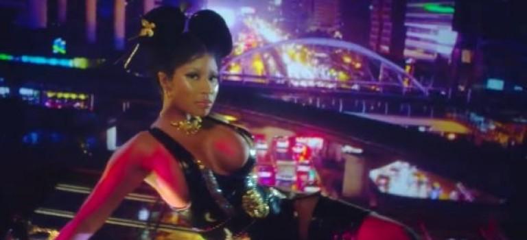 性感到爆棚!Nicki Minaj終於回歸,二次元MV精彩到跺腳!