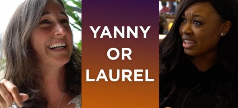 Yanny还是Laurel?美国网友竟然因为一段音频吵翻了…