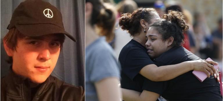 美国德州校园又发生枪击案,至少10人死亡10人受伤:枪手未成年