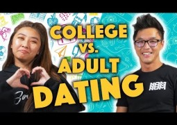 RELATIONSHIPS AFTER COLLEGE – Lunch Break!