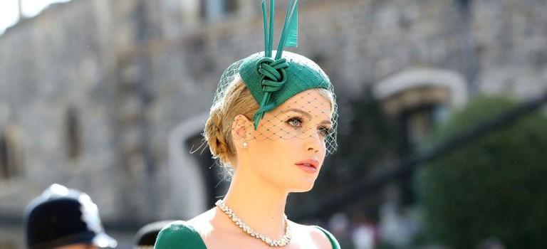 皇室婚禮,這名女子成焦點!她居然是戴安娜王妃的…..