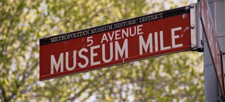 不花一分钱逛8大纽约博物馆?本周二博物馆大道节约定你