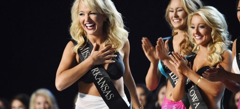 時代的進步!美國小姐組織方宣佈:往後將取消泳裝環節!