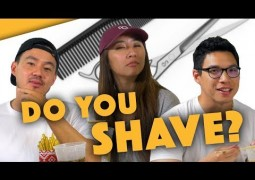 WHAT GIRLS WANNA KNOW ABOUT MALE GROOMING – Lunch Break!