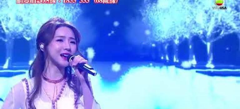 Hana 菊梓喬現場唱《宮心計2深宮計》片尾曲《飛蛾撲火》