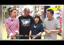 大阪地震 正拍攝《街坊廚神》的小儀 金剛 報平安