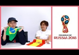 Chinese Students FIFA World Cup Challenge! 留學生世界杯知識大考驗!