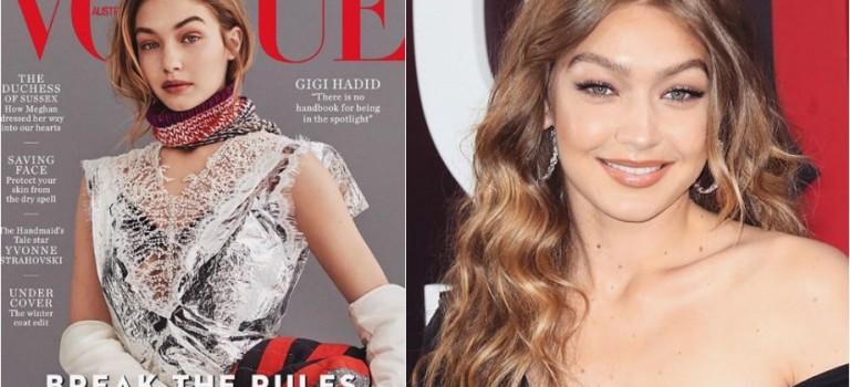 Gigi Hadid在臉上動了手腳?這個小技巧或許你也可以學一學