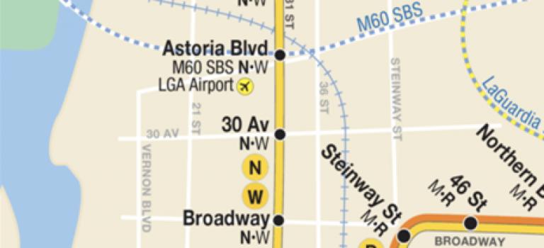 注意了:皇后区Astoria又有两个地铁站将关闭维修!