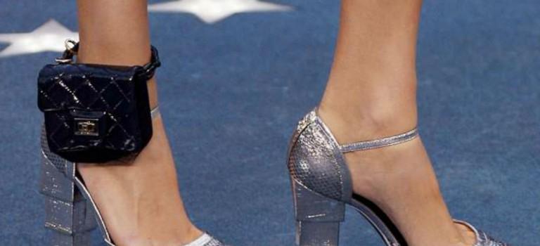 Kendall Jenner的這隻腳踝包將是下一個IT Bag?小小一隻竟要XXX美金!!