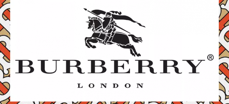 OMG!Burberry將正式更換品牌新標誌,網友吐槽:丑到爆!