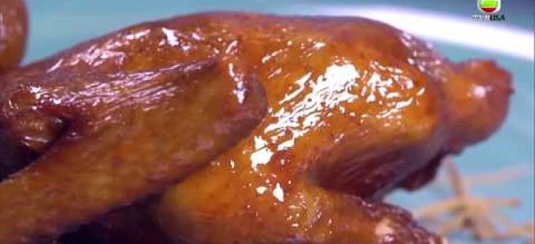 【驚喜私房菜推介】66種中藥醃製招牌乳鴿 + 過橋鮑魚