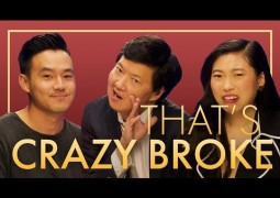 Are they Crazy RICH or Crazy BROKE? – ft Constance Wu, Ken Jeong, Awkwafina