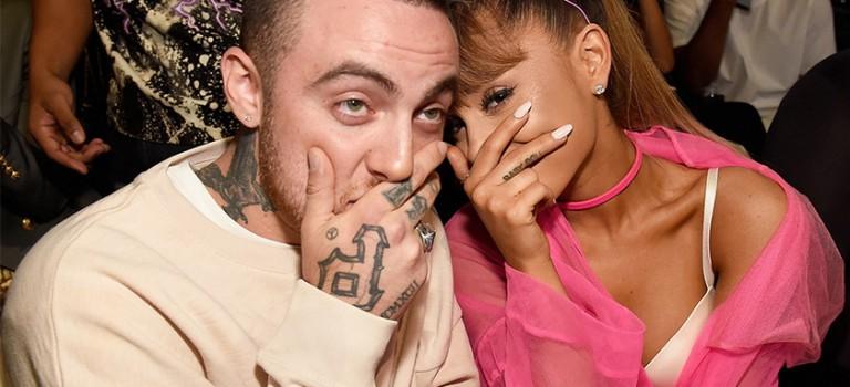 沉默數日Ariana Grande終於回應前男友自殺:向Mac Miller道歉!