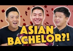 The FIRST ASIAN BACHELOR? – Lunch Break!