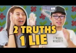 2 Truths & 1 Lie – Lunch Break!