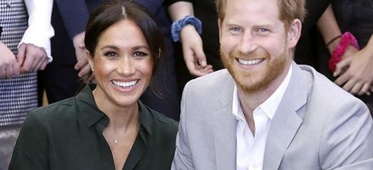 英國王室證實:Meghan和哈里王子已懷上寶寶,生產日期就在….