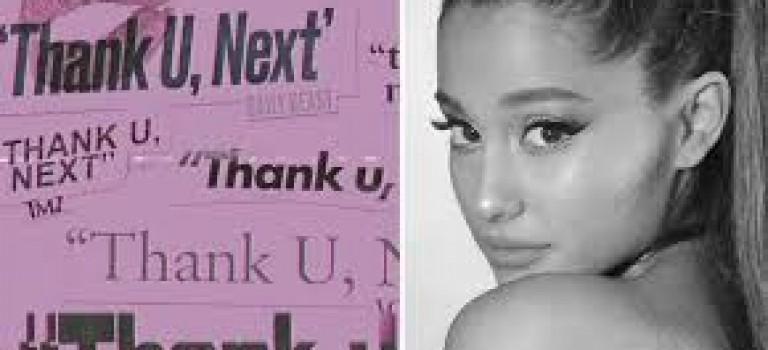 【完整版搶鮮聽】小天后Ariana分手後火速發表新歌致Ex,被指消費前任?!