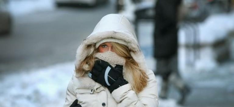 極地渦旋殺到!美國中部、東部地區將大降溫!