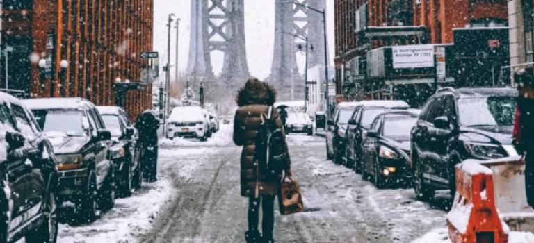 注意啦!纽约明天大降温,周四或迎今冬首场降雪!