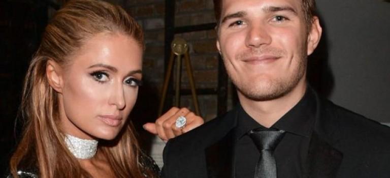 200萬訂婚戒指才戴上11個月,名媛 Paris Hilton 已被爆分手
