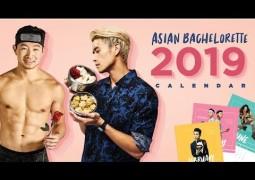 We made an Asian Bachelorette CALENDAR!