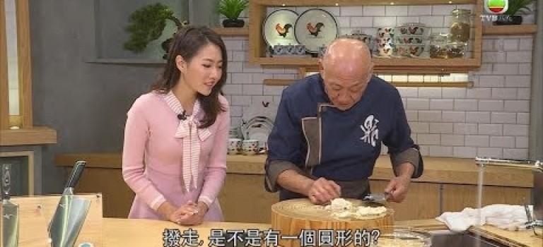 鼎爺刀功勁!  豆腐菊花無難度 – 東張西望