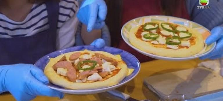 超美味! 簡易自製芝士 (cheese)、薄餅 (Pizza) – 3日2夜