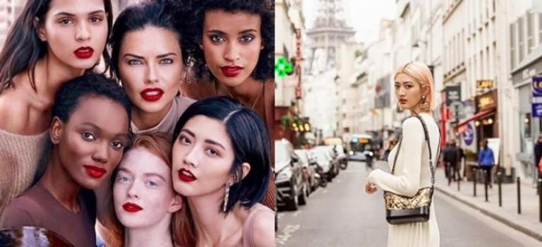 快看!美寶蓮廣告中唯一的亞裔面孔就是來自台灣的她!