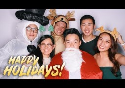 Happy Holidays! from Wong Fu Productions