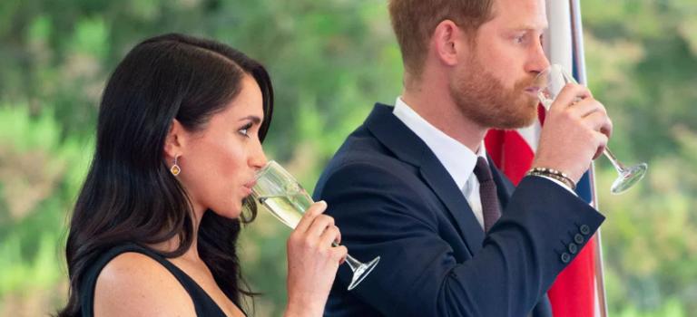 是愛還是控制狂?梅根被指禁止哈里王子飲用一切酒精、茶類或咖啡飲品!