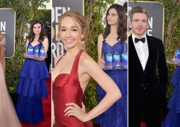 fiji-water-girl-photobombs-the-golden-globes-red-carpet