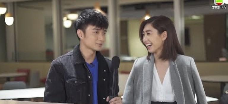 相隔14年!胡定欣古巨基再續情緣拍《亂世情侶》MV