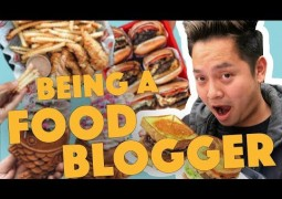 Life As A Food Blogger ft. Foodwithmichel – Lunch Break!