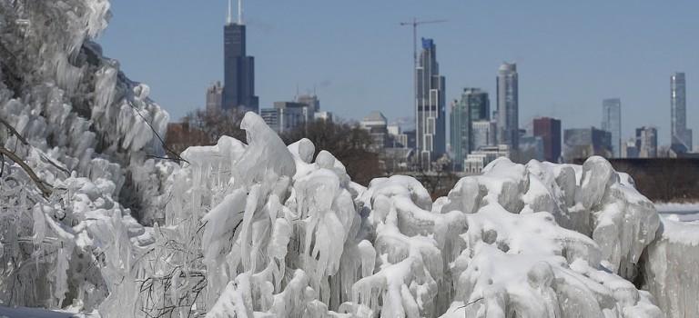 最強寒潮影響下的美國現在怎麼樣了?幾張圖告訴你!