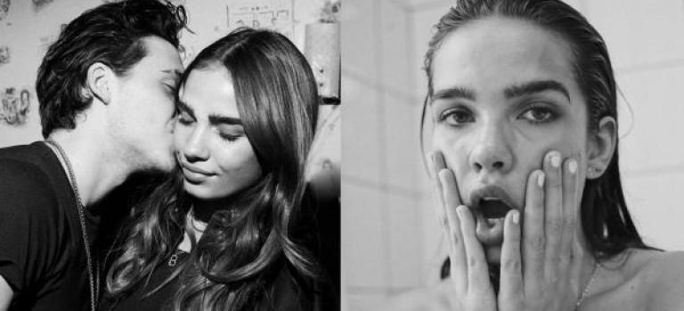 布魯克林和新女友床上激情照曝光?系列照片讓人想入非非