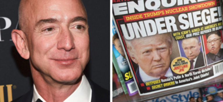 可怕!亞馬遜創始人Jeff Bezos長文自爆被勒索,而背後原因竟然是…..