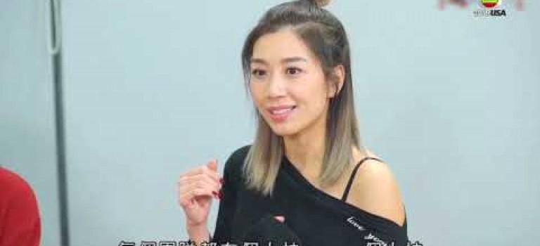 一個因去跳舞 – 智雯「唔怕醜」揚言要挑戰,結果…