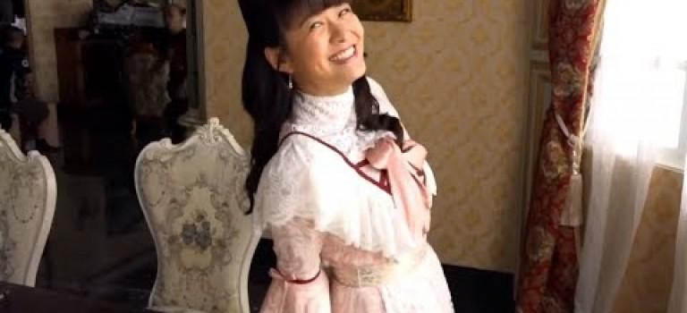 福爾摩師奶奇案序章|江嘉敏穿西裙 可愛度大增加!