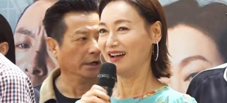 鐵探首集收視冠軍  惠英紅話競選做一姐 你會唔會選佢?